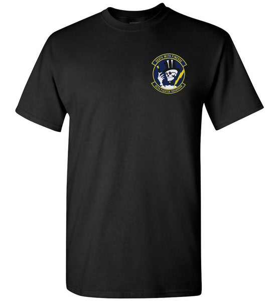 Epic 95th Fighter Squadron F-22 Shirt