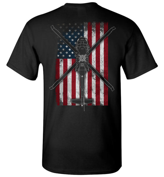 UH-60 Black Hawk Helicopter Shirt