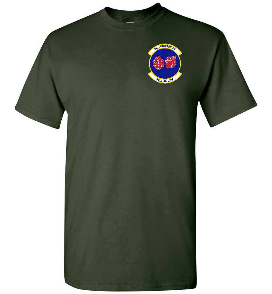 Epic 90th Fighter Squadron F22 Shirt