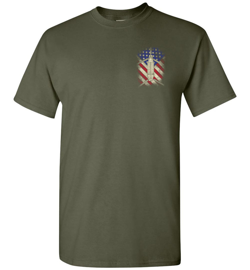 Awesome CH-47 Veteran Flag Shirt