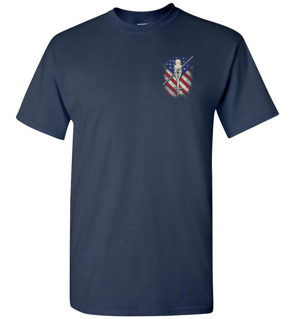 Awesome UH-1 Huey Veteran Shirt