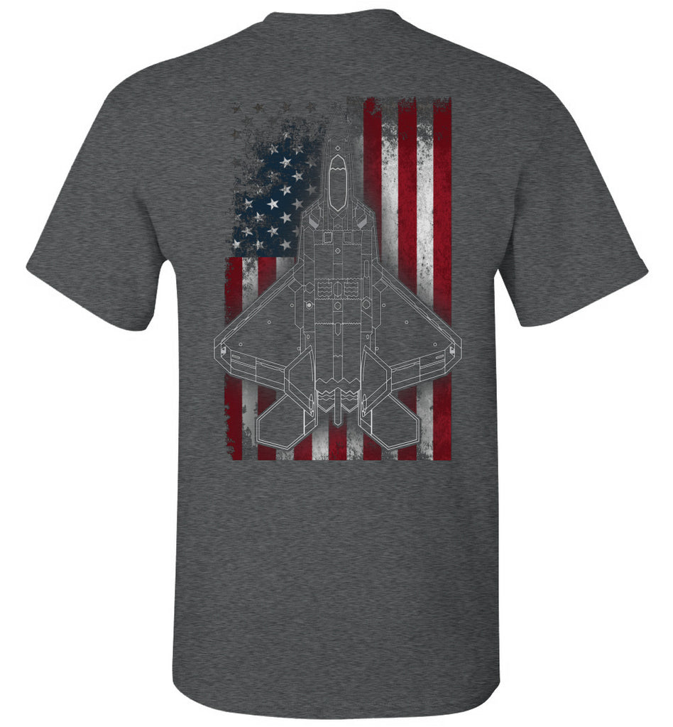 19th Fighter Squadron F22 Shirt