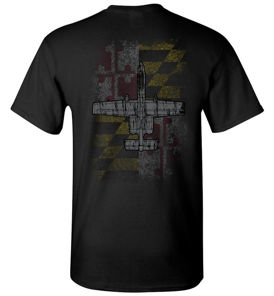 175th Maryland Flag Shirt