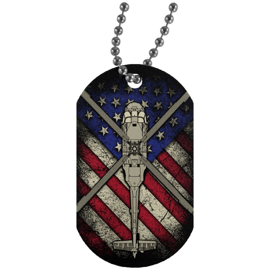 UH-60 Black Hawk Dog Tag