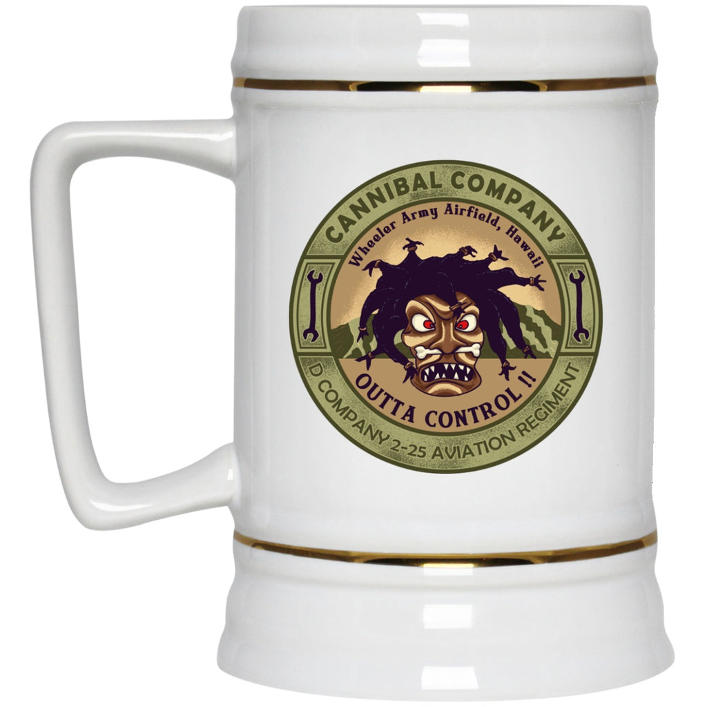 Accessories - Outta Control Beer Stein - 22 Oz