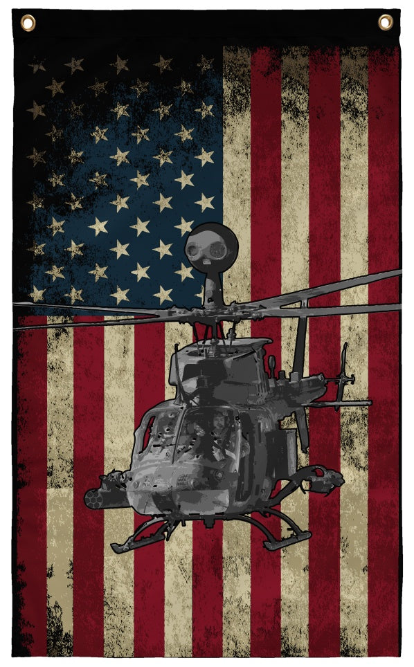 Flags - Awesome OH-58D Display Flag
