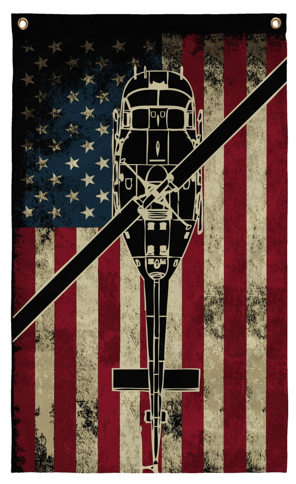 awesome uh 1 huey display flag aircraft mechanic shirts com