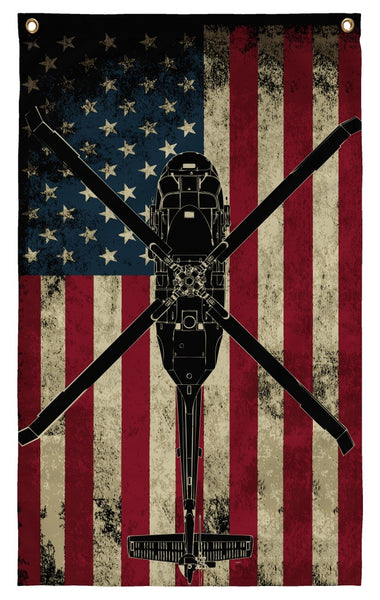 Flags - UH-60 Black Hawk Display Flag