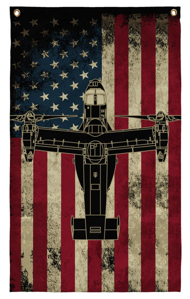 Flags - V-22 Osprey Display Flag
