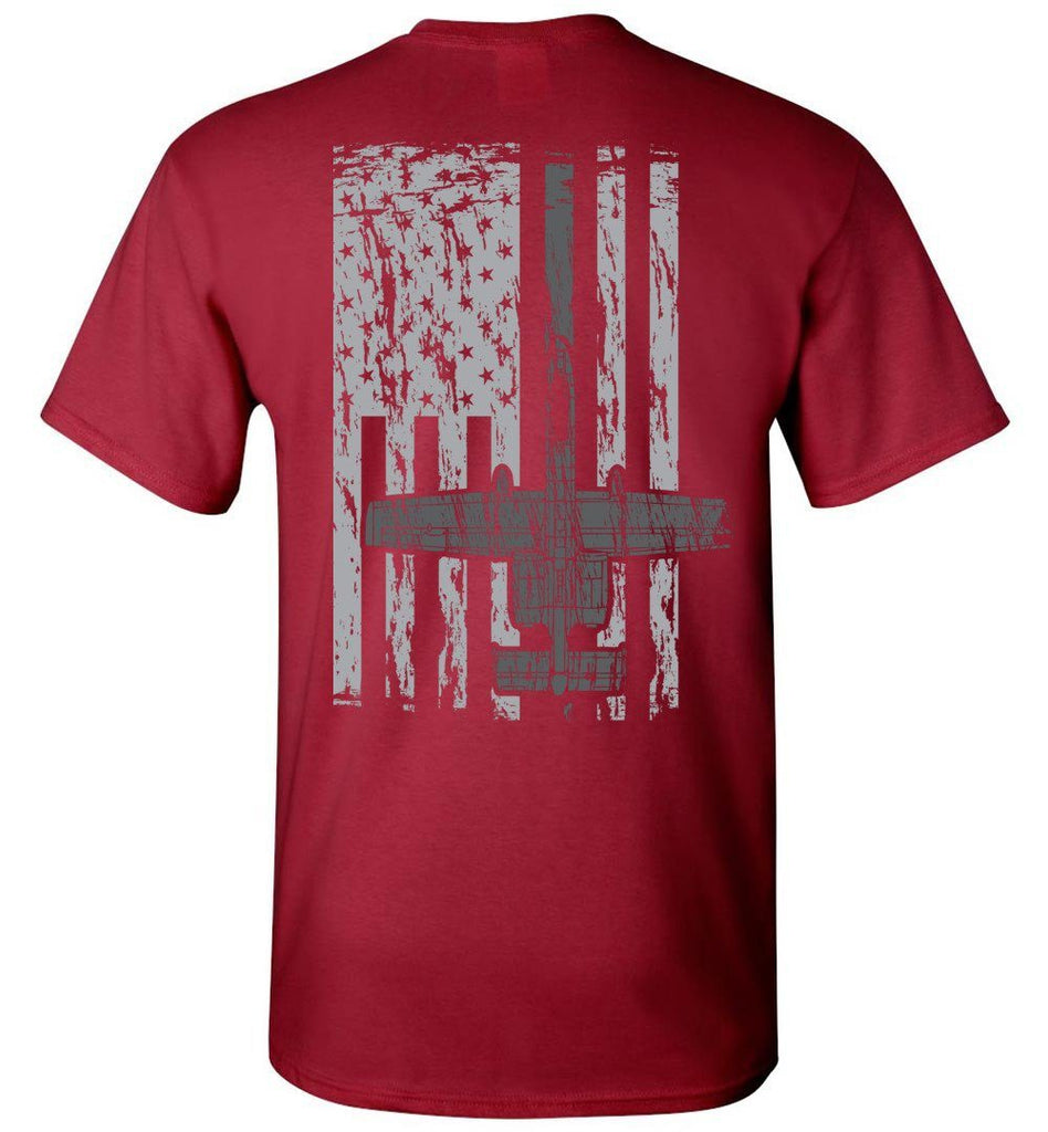 T-shirt - 175th Classic A-10 Flag