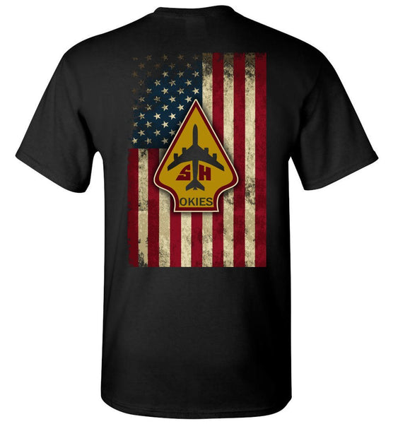 T-shirt - 465th Air Refueling Squadron Okies Shirt