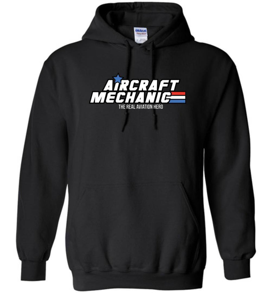 T-shirt - Aircraft Mechanics: The Real Aviation Heroes Hoodie!