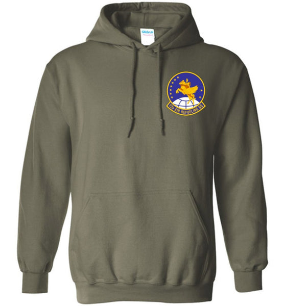 T-shirt - Awesome 72d Air Refueling Squadron Freedom Hoodie!