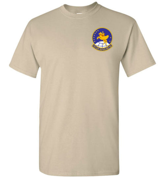 T-shirt - Awesome 72d Air Refueling Squadron Freedom Shirt!
