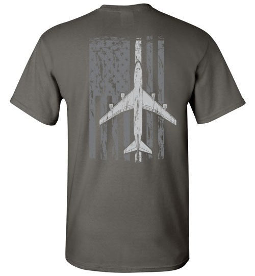 T-shirt - Awesome 747 Flag Shirt!