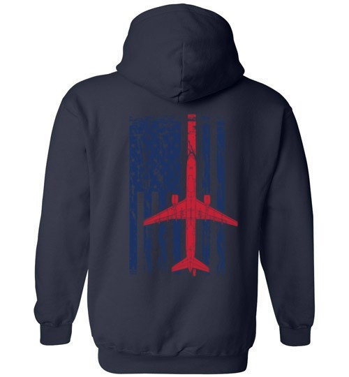 T-shirt - Awesome 757 Delta Airline Hoodie!
