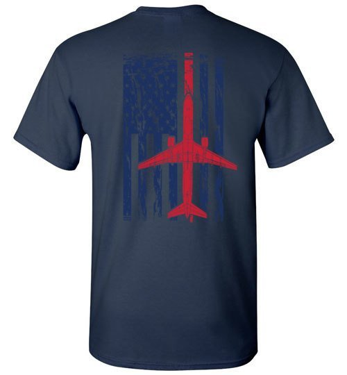 T-shirt - Awesome 757 Delta Airline Shirt!