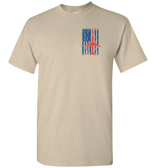 T-shirt - Awesome 757 Flag Shirt!