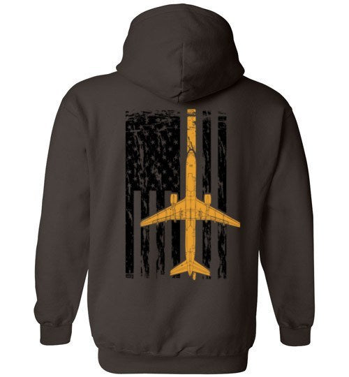 T-shirt - Awesome 757 UPS Hoodie!