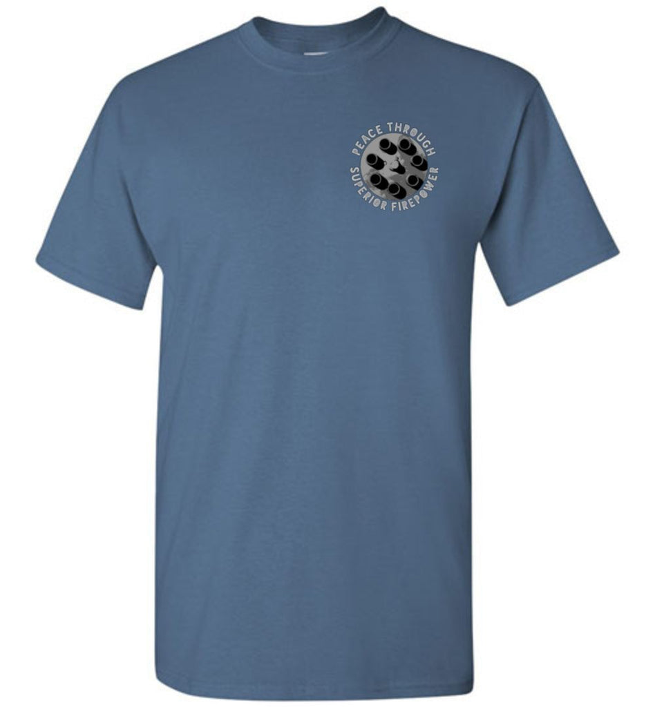 T-shirt - Awesome A-10 Warthog Flag Shirt!