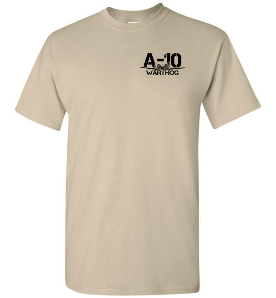 T-shirt - Awesome A-10 Warthog Freedom Shirt!