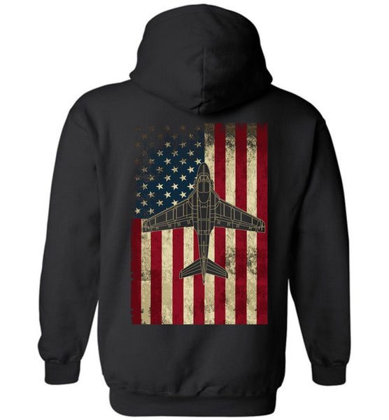 T-shirt - Awesome A-6 Intruder Hoodie