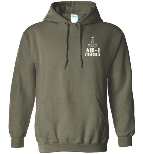 T-shirt - Awesome AH-1 Freedom Hoodie!