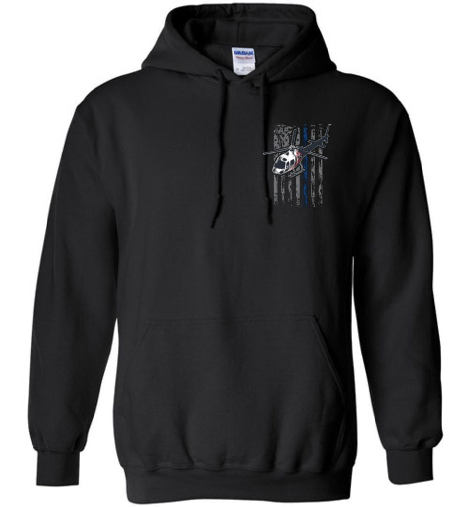 T-shirt - Awesome AS350 HEMS Hoodie