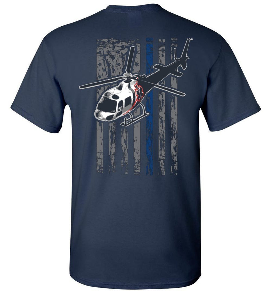 T-shirt - Awesome AS350 HEMS Shirt