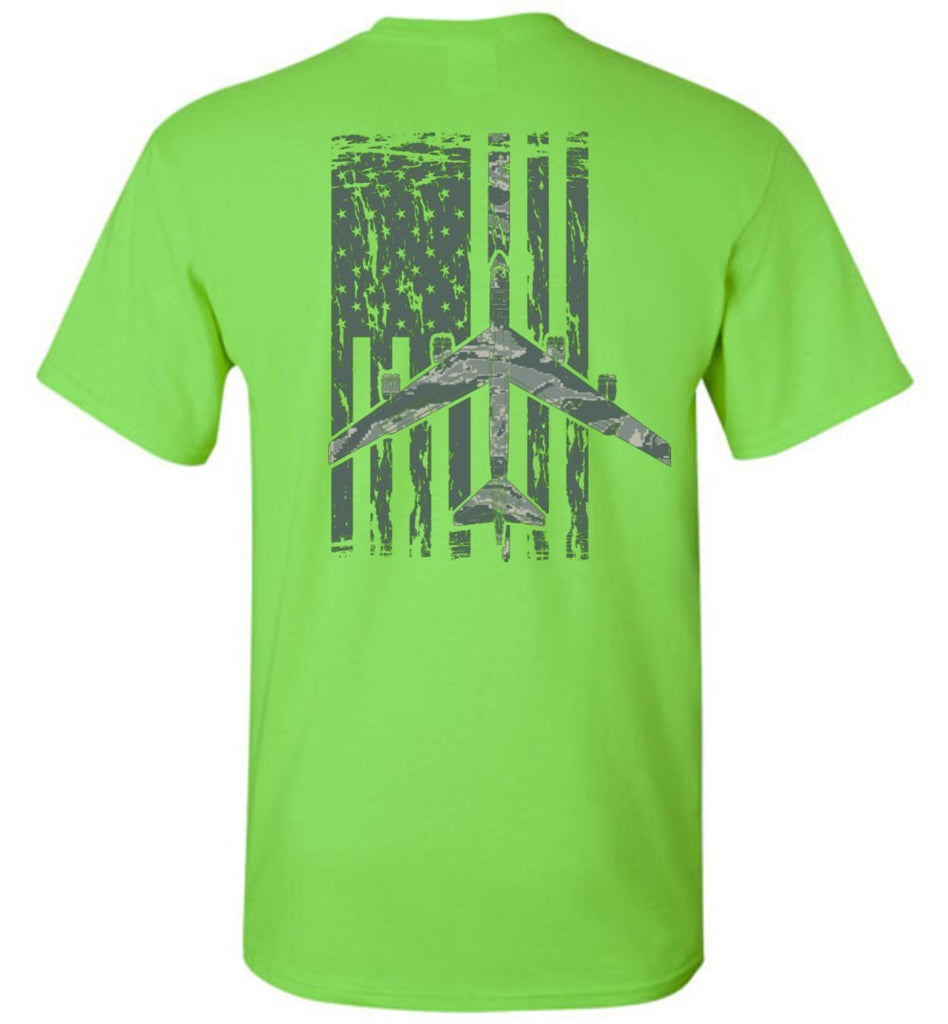 T-shirt - Awesome B-52 Buff ABU Flag Shirt!