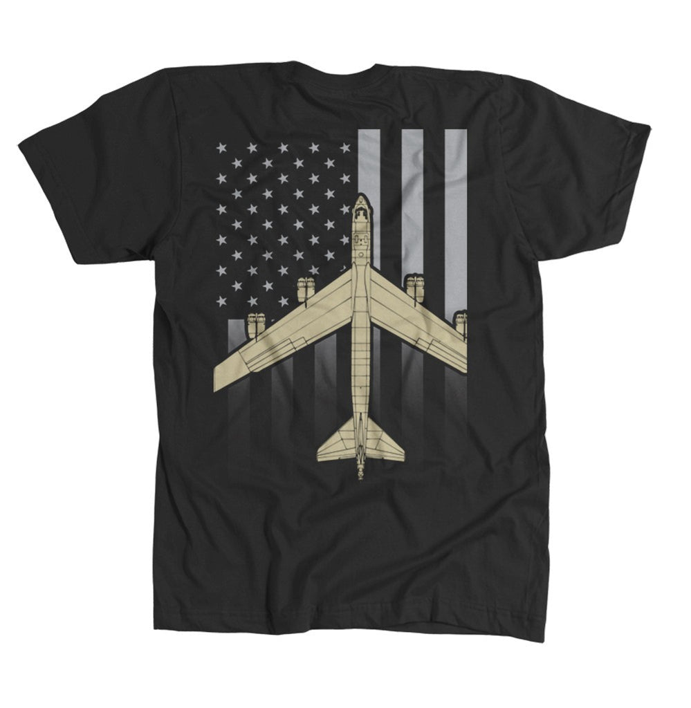 T-shirt - Awesome B-52 Subdued Flag Shirt