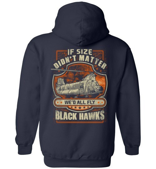 T-shirt - Awesome CH-47 Hoodie!