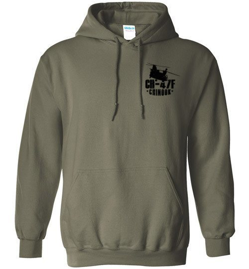 T-shirt - Awesome CH-47 Multicam Flag Hoodie!