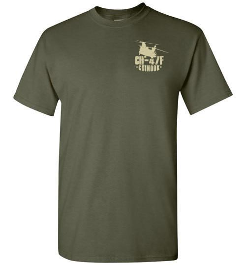 T-shirt - Awesome CH-47 Shirt!