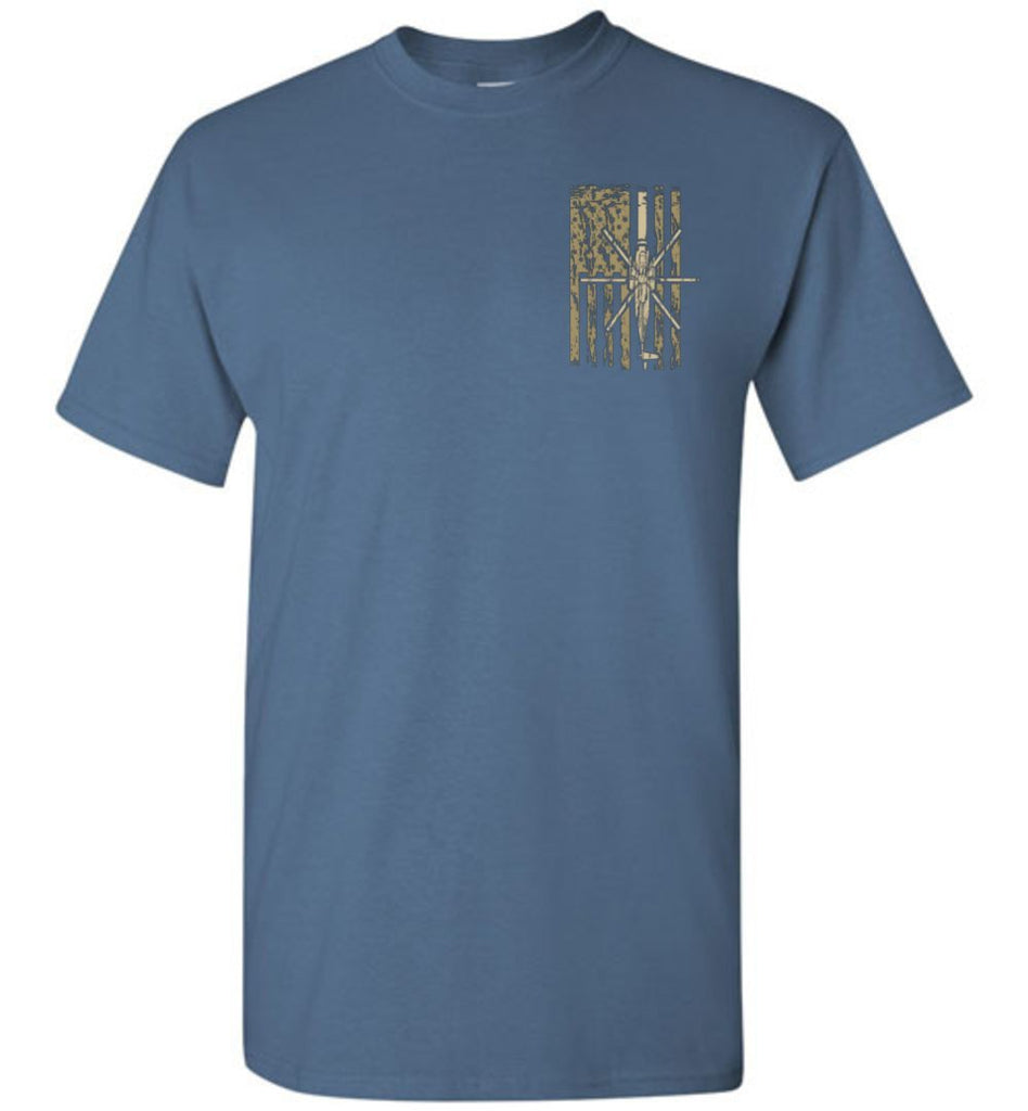 T-shirt - Awesome CH-53D Flag Shirt!