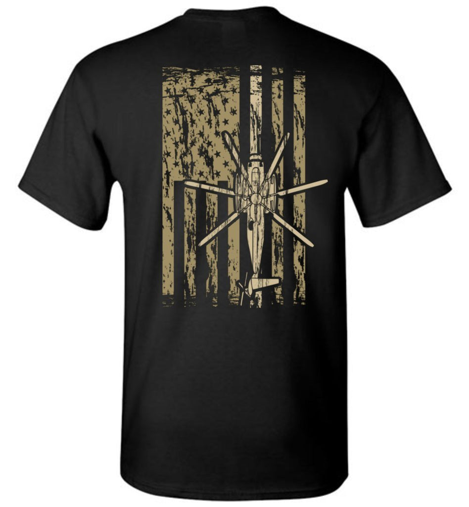 T-shirt - Awesome CH-53E Flag Shirt!