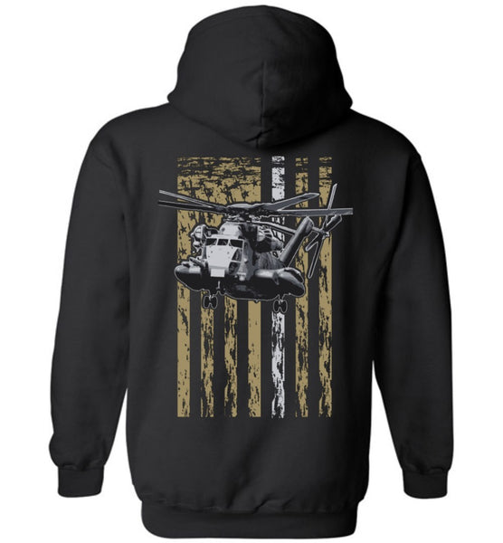 T-shirt - Awesome CH-53E Super Stallion Hoodie