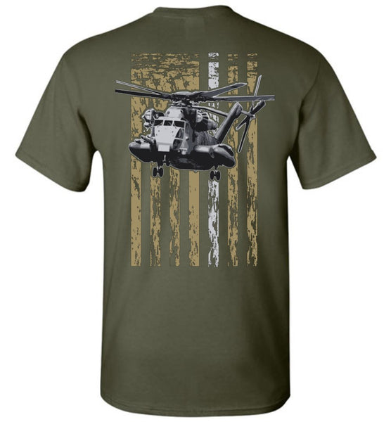 T-shirt - Awesome CH-53E Super Stallion Shirt