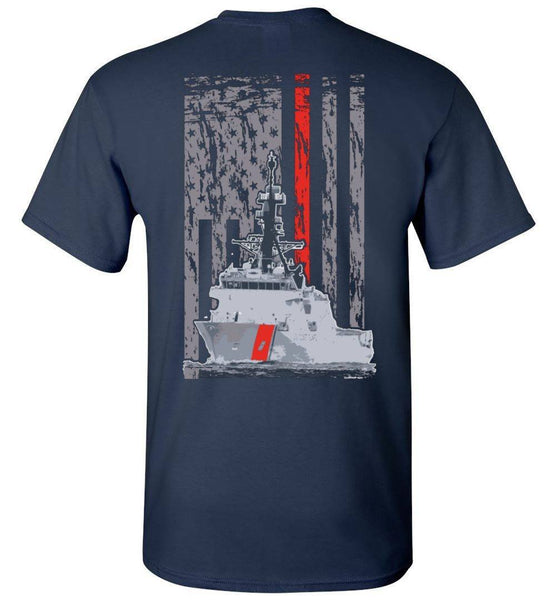 T-shirt - Awesome Coast Guard Cutter Shirt!