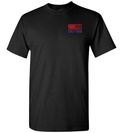 T-shirt - Awesome CRJ-200 In SkyWest Colors Tee!