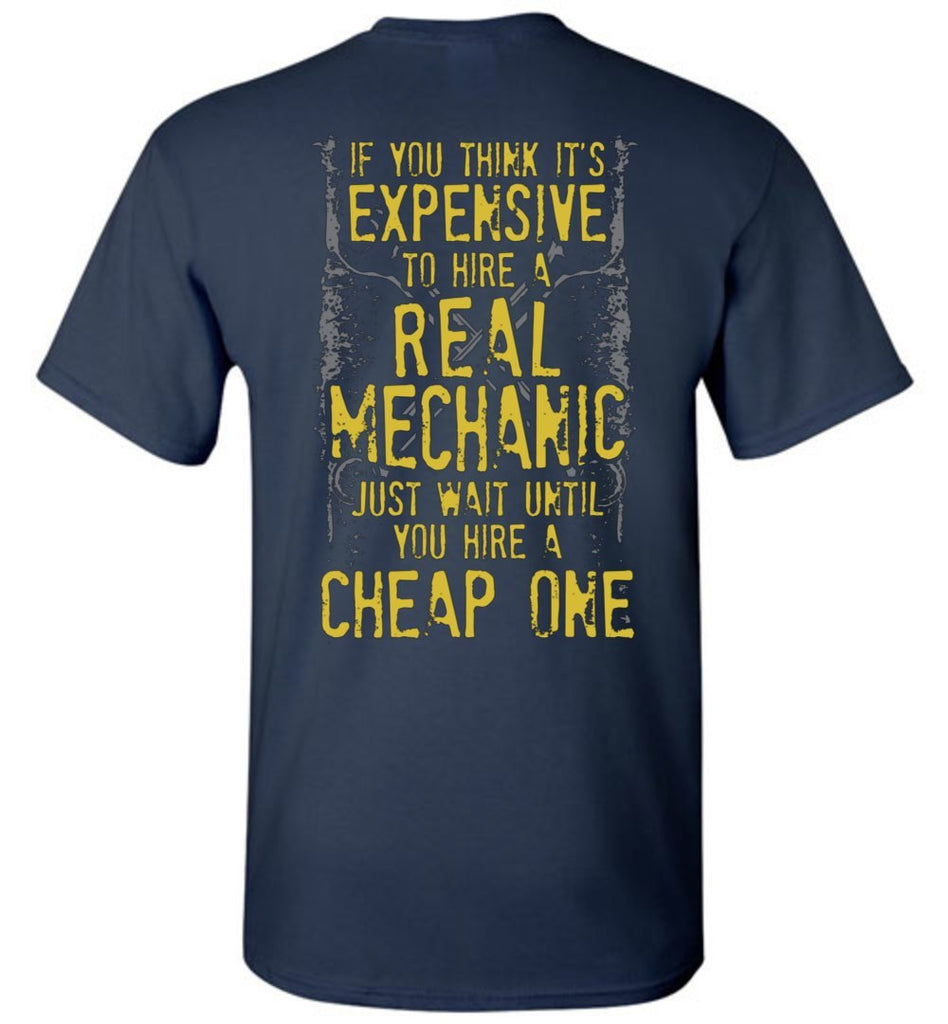T-shirt - Awesome Diesel Mechanic Shirt