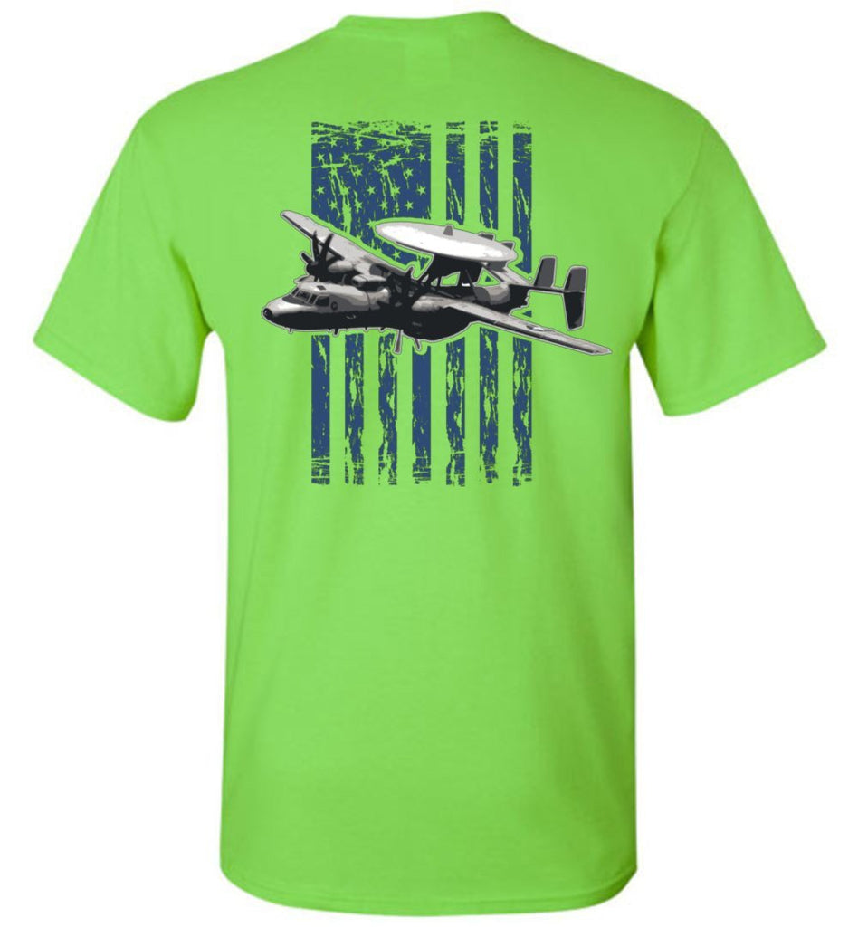 T-shirt - Awesome E-2 Hawkeye Shirt