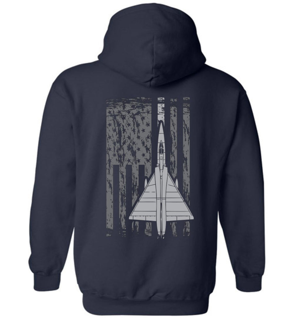 T-shirt - Awesome F-106 Delta Dart Hoodie