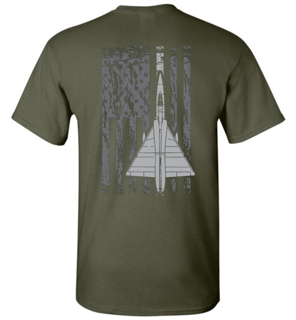 T-shirt - Awesome F-106 Delta Dart Shirt!