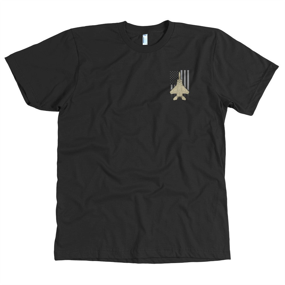 T-shirt - Awesome F-15 Subdued Flag Shirt!