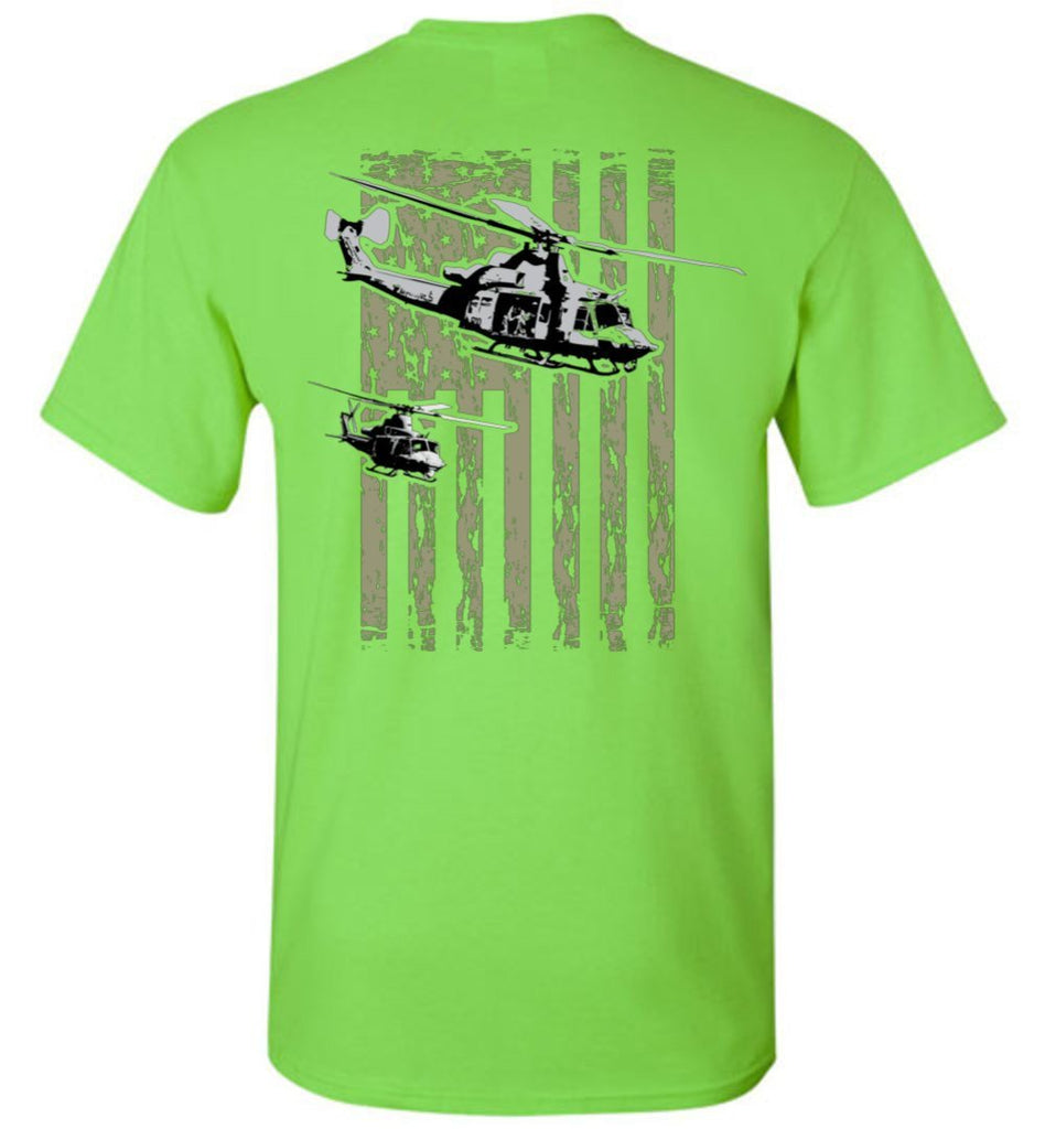 T-shirt - Awesome HMLA-367 UH-1Y Shirt!