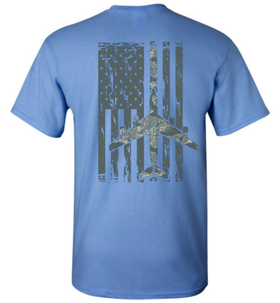 T-shirt - Awesome KC-135 Flag Shirt!