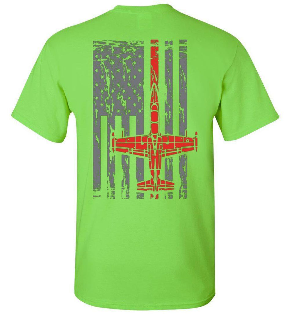 T-shirt - Awesome L39 Albatros Flag Shirt