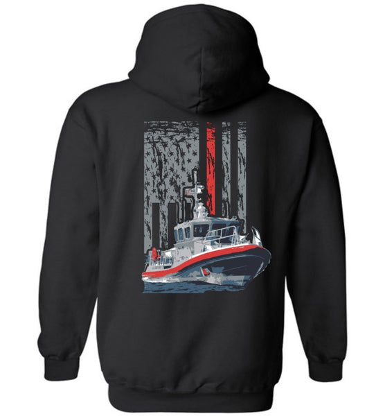 T-shirt - Awesome Medium Response Boat Hoodie!