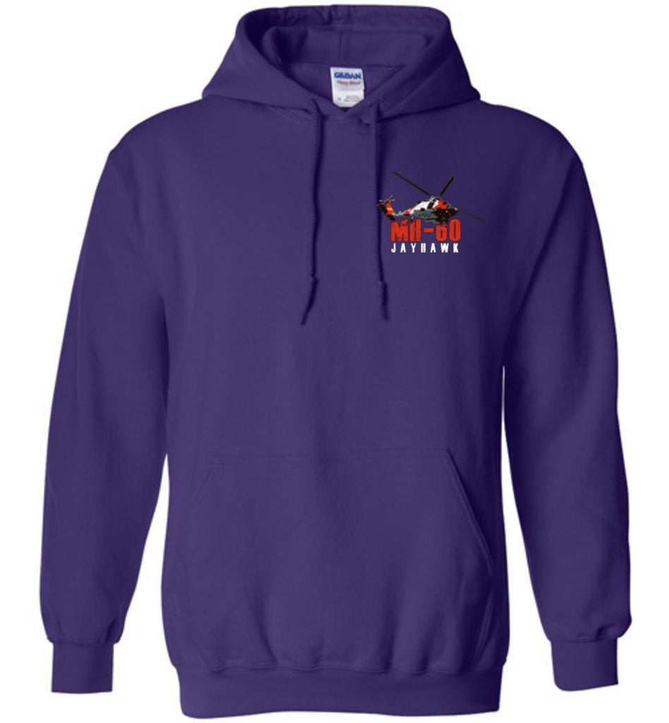 T-shirt - Awesome MH-60 Coast Guard Hoodie